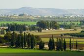 Landscape of Middle Israel